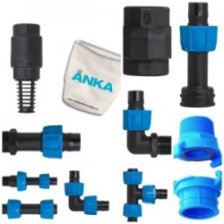 ANKA Pipe Fittngs