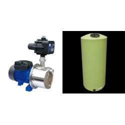 WATER PUMP AND TANK PACKAGES FROM $ 950.00